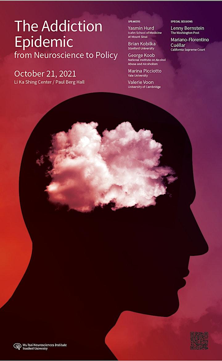 Wu Tsai Neuro Symposium: The addiction epidemic from neuroscience to policy image