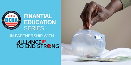 Financial Education Webinar tickets