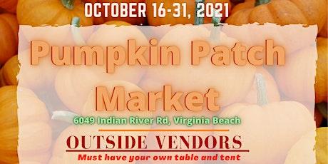 Pumpkin Patch Pop Up shop tickets