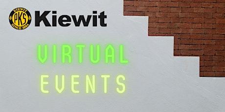 Kiewit Virtual Hiring Events tickets