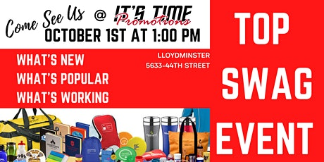 TOP SWAG EVENT - What's New, What's Popular, What's Working - LIVE EVENT tickets