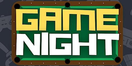 SMAC Game Night tickets