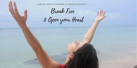 Tantra Breathwork & Energiearbeit tickets