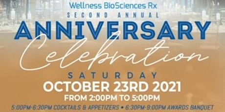 WBRx University and 2-Year Anniversary Celebration tickets