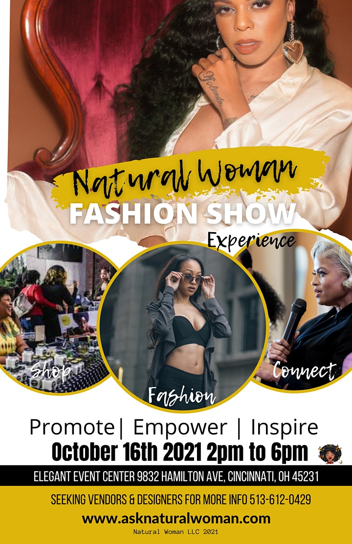 Natural Woman Fashion Show Experience image