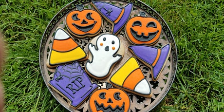 Halloween Cookie Class!! Wine included! tickets