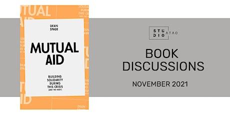Studio ATAO Book Club Discussion: Mutual Aid tickets