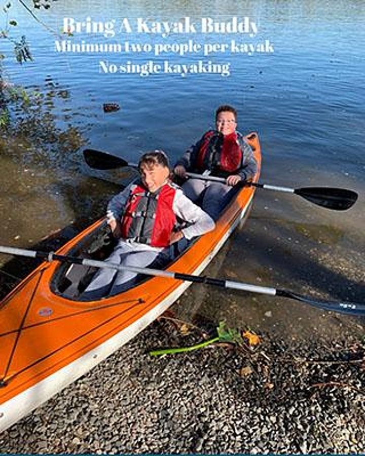 Delaware River Festival: Paddle Party / Vamos a remar! image