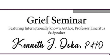 Grief Seminar tickets