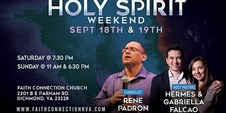 Holy Spirit Weekend tickets