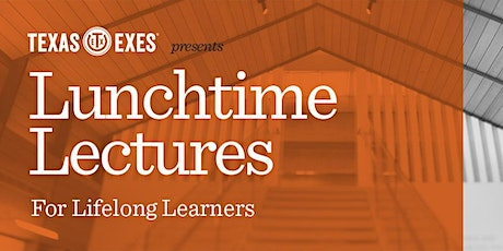 November 2021 Virtual Lunchtime Lecture tickets