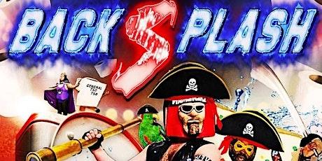 Wrestling Pro Wrestling Presents: BACKSPLASH tickets