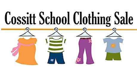 Cossitt School Clothing Sale tickets