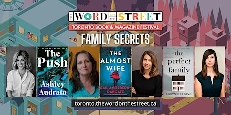 Family Secrets: Three Thrilling Page-Turners tickets