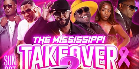 MISSISSIPPI TAKEOVER 2 tickets