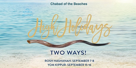 High Holidays Two Ways: Rosh Hashanah tickets