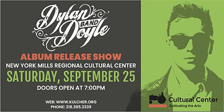 Dylan Doyle Band *LIVE* at the NYMRCC tickets
