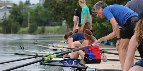 Rowing Try it Day with GC tickets