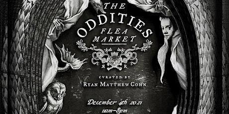 Oddities Flea Market New York City tickets