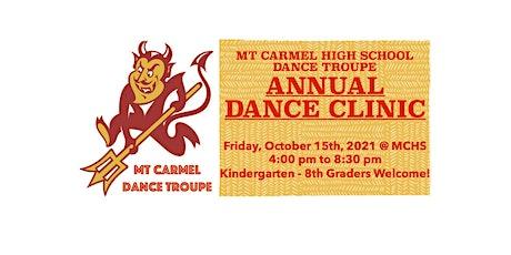 Mt Carmel Dance Troupe Clinic tickets