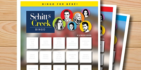 'Schitt's Creek' Bingo Night Online tickets