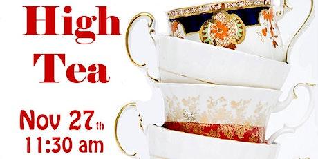 A Christmas Promise - High Tea tickets