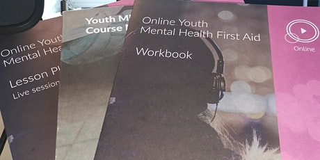 Youth  MHFA Mental Health Champion Online Course tickets