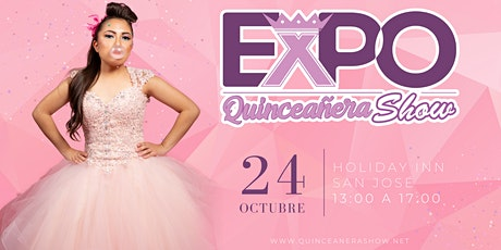 Expo Quinceañera Show 2021 tickets