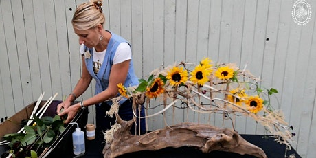 A Flower Demonstration with Paula Routledge tickets