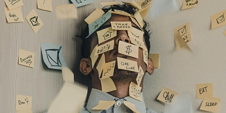 Understanding and Managing Stress - Virtual Workshop tickets