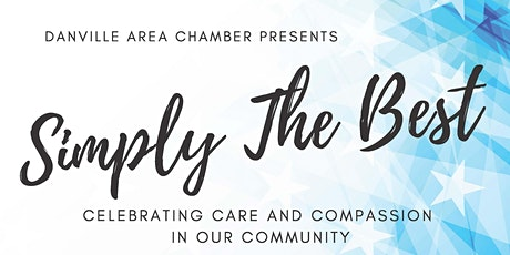 Simply The Best - Celebrating Care and Compassion in our Community tickets