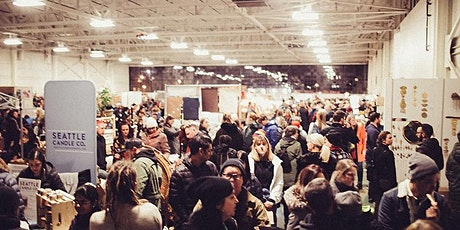 Seattle Night Market | Full Moon | 21+ Only tickets