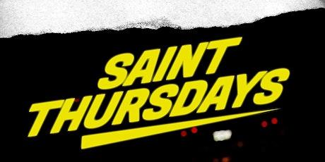 Saint yves Thursday tickets