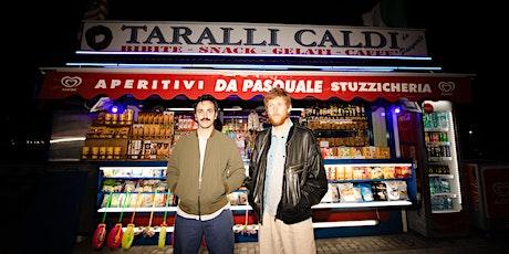 Deposito Pontecorvo pres. NU GENEA (dj set & keys) @ Fortezza Nuova (LI) biglietti