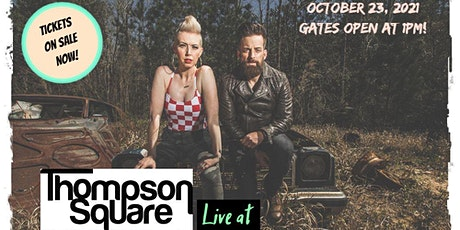 Thompson Square Live at Double H Farms tickets