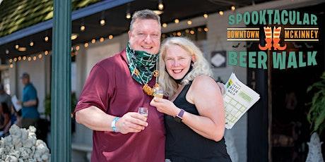 Downtown McKinney Spooktacular Beer Walk tickets