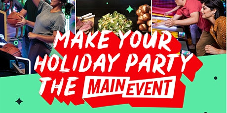 Main Event Holiday Sneak Peek tickets