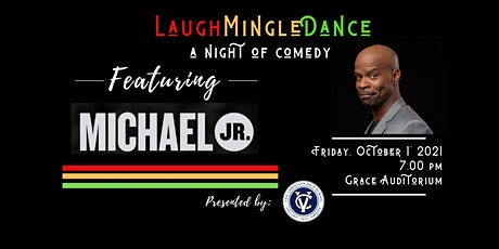 LaughMingleDance, A Night of Comedy and Community. tickets