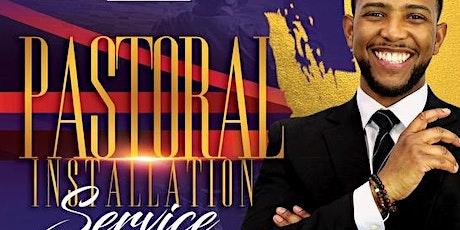 Steven Bennett Jr. Pastoral Installation Service tickets