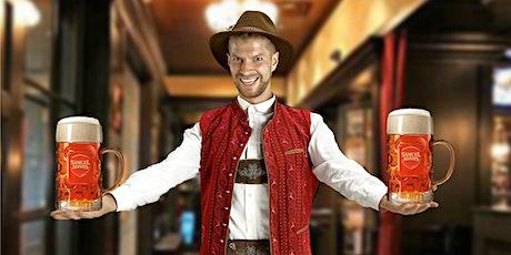 Oktoberfest Stein Hoisting Contest tickets