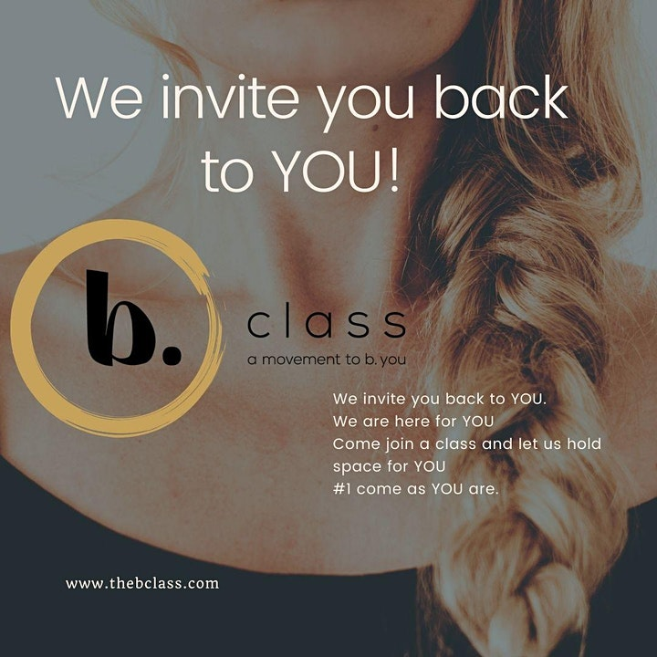 The b.class® in Bowness  with Candace on Tuesdays @ 7:30pm image