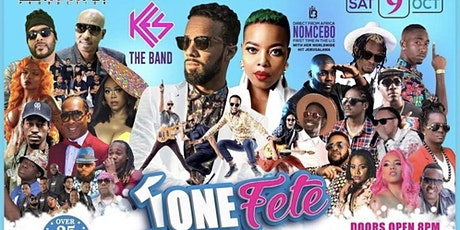 One Fete Sat 10/9/21 tickets