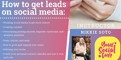 How to get leads on social media tickets