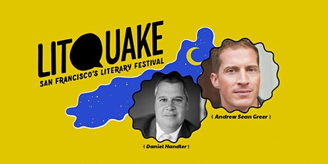 Poison for Breakfast with Daniel Handler & Andrew Sean Greer tickets