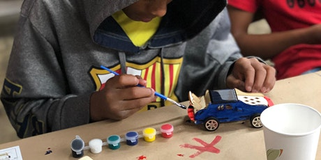 Build A Solar Powered Car (In Person) tickets