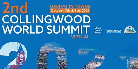 2nd Collingwood World Summit: Habitat in Towns tickets