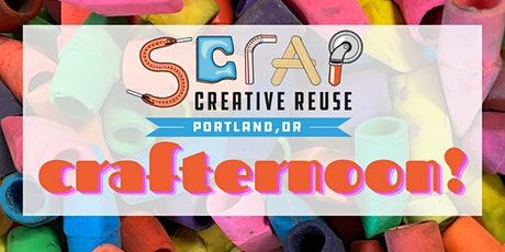 Crafternoons! tickets