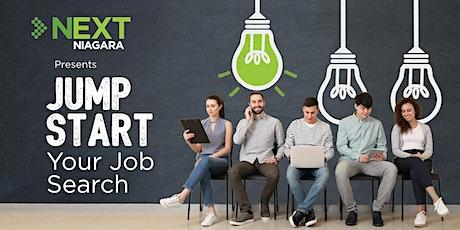NEXTNiagara Presents: Jump Start your Job Search tickets