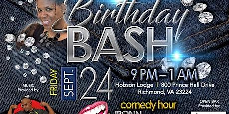 Toya's Blue Jeans + Bling BIRTHDAY BASH! tickets