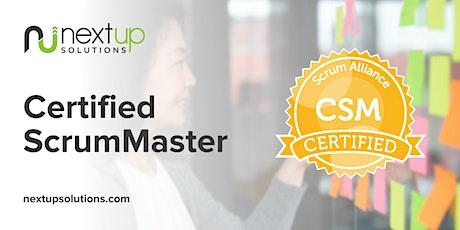 Certified ScrumMaster (CSM) Training in Herndon, VA tickets